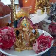 Ganesh Chaturthi, birthday of the Elephant-headed God, Remover of Obstacles!