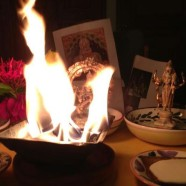 Puja-Good Luck & Sacred Fire!